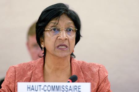 Navi Pillay, UN Photo (c) Jean-Marc Ferré