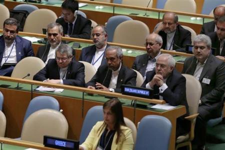 iranian-delegation