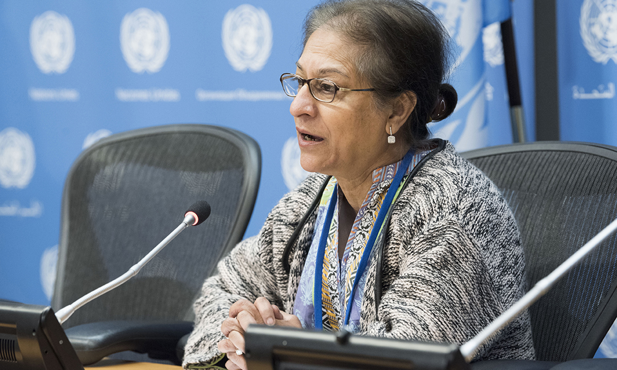 Iran Groups Mourn Passing of Ms. Asma Jahangir