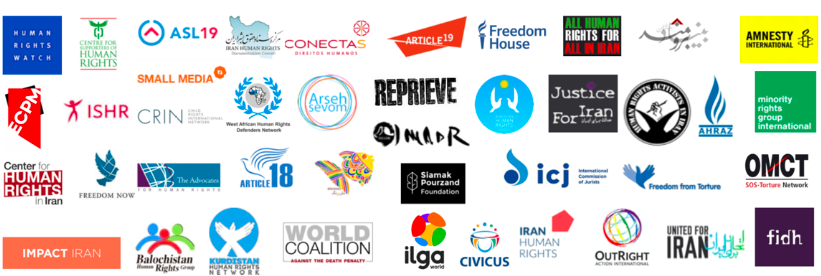 HRC 40: Joint CSO Letter in Support of Iran Mandate