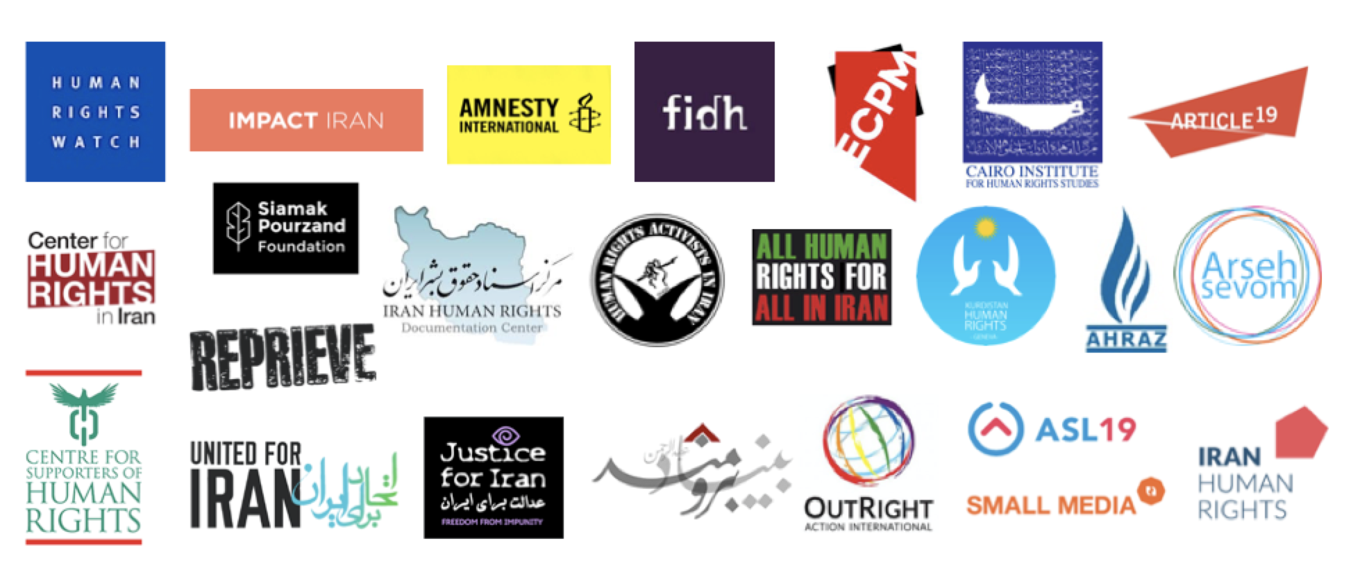 Joint call for a UNHRC Special Session on the November Protests in Iran